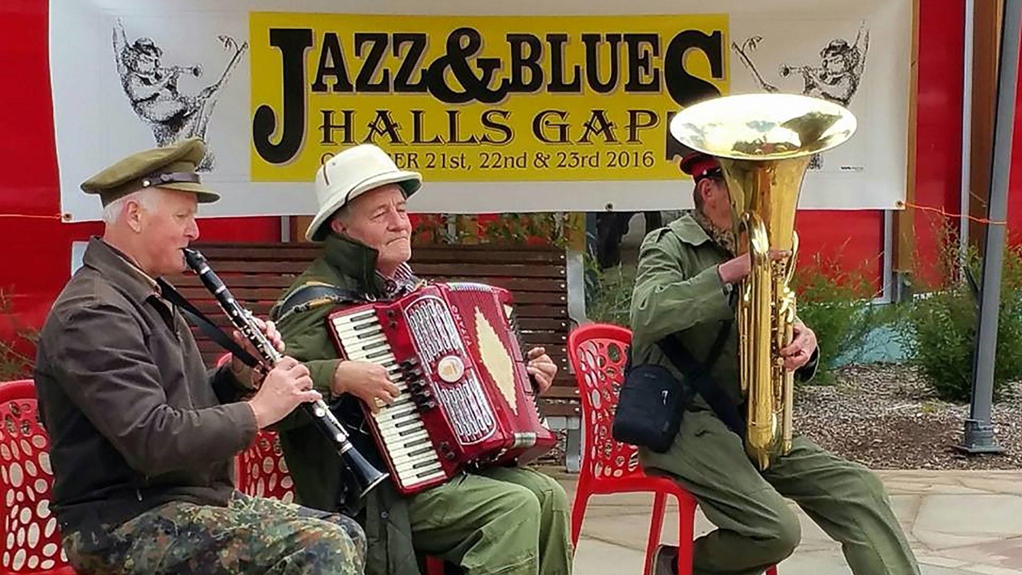 Halls Gap Jazz Blues Festival