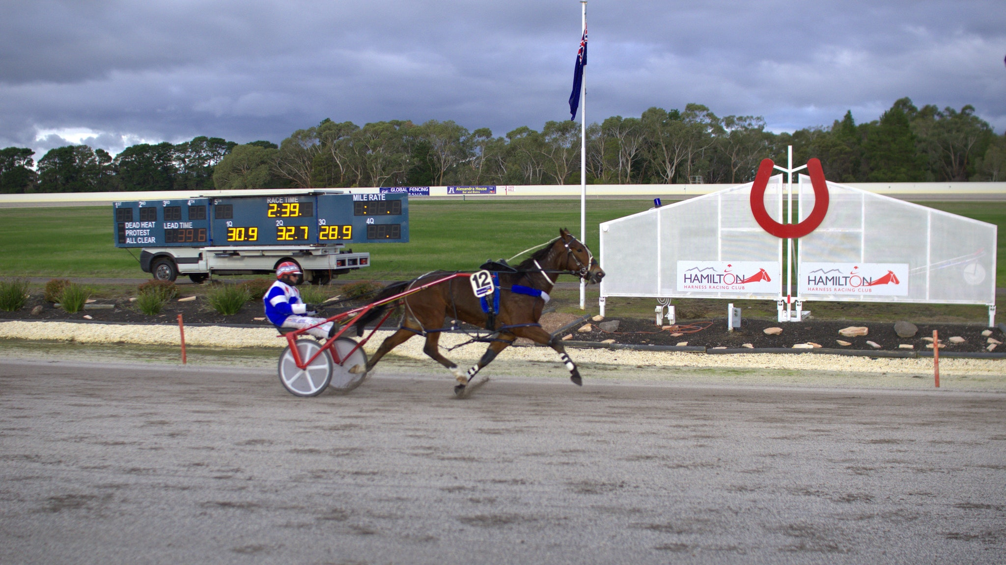 Hamilton harness Racing Club