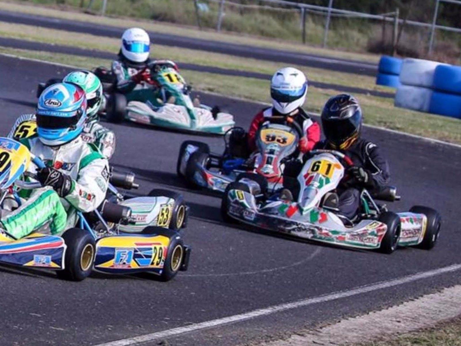 Karting championships