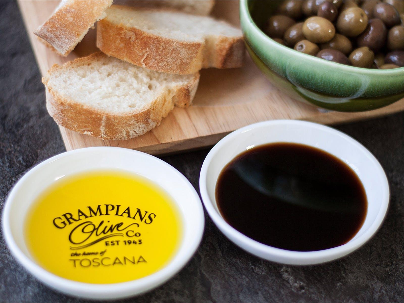 Grampians Olive Co. olive oil