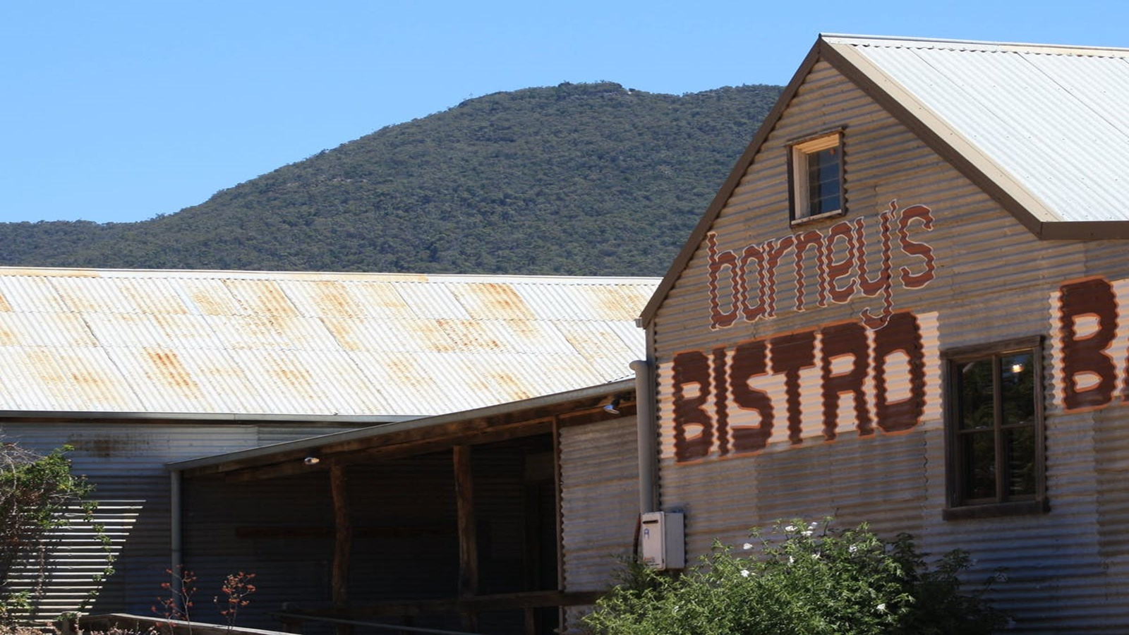 Barney's Bistro Bar