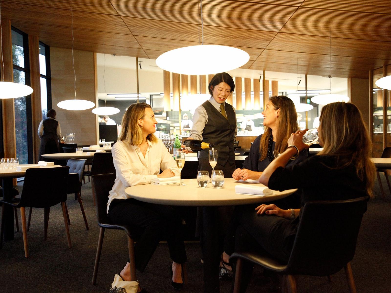 Fine dining, restaurant, Grampians