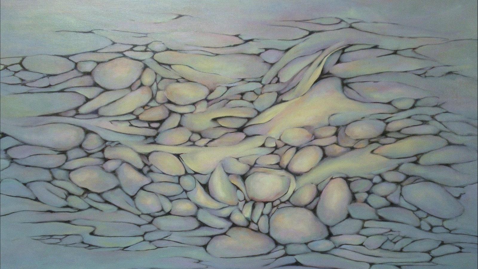 Creek Bed - Ros McArthur