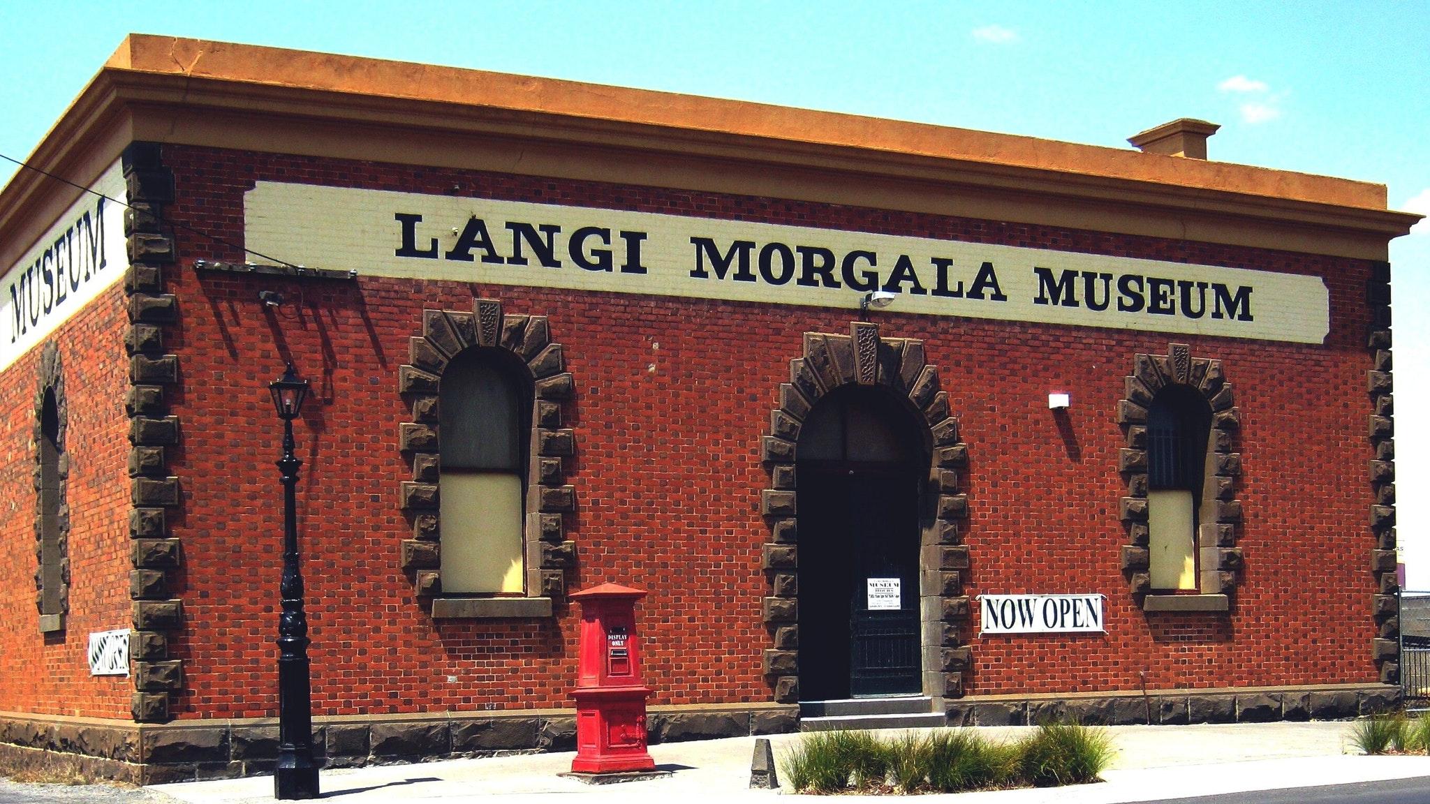 Langi Morgala Museum