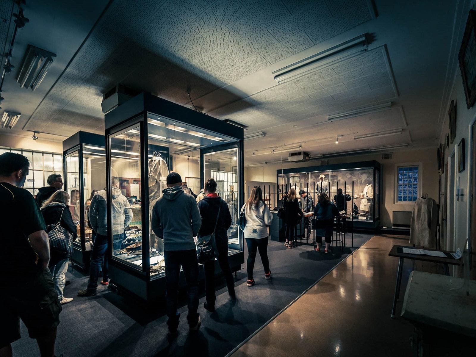 J Ward Museum