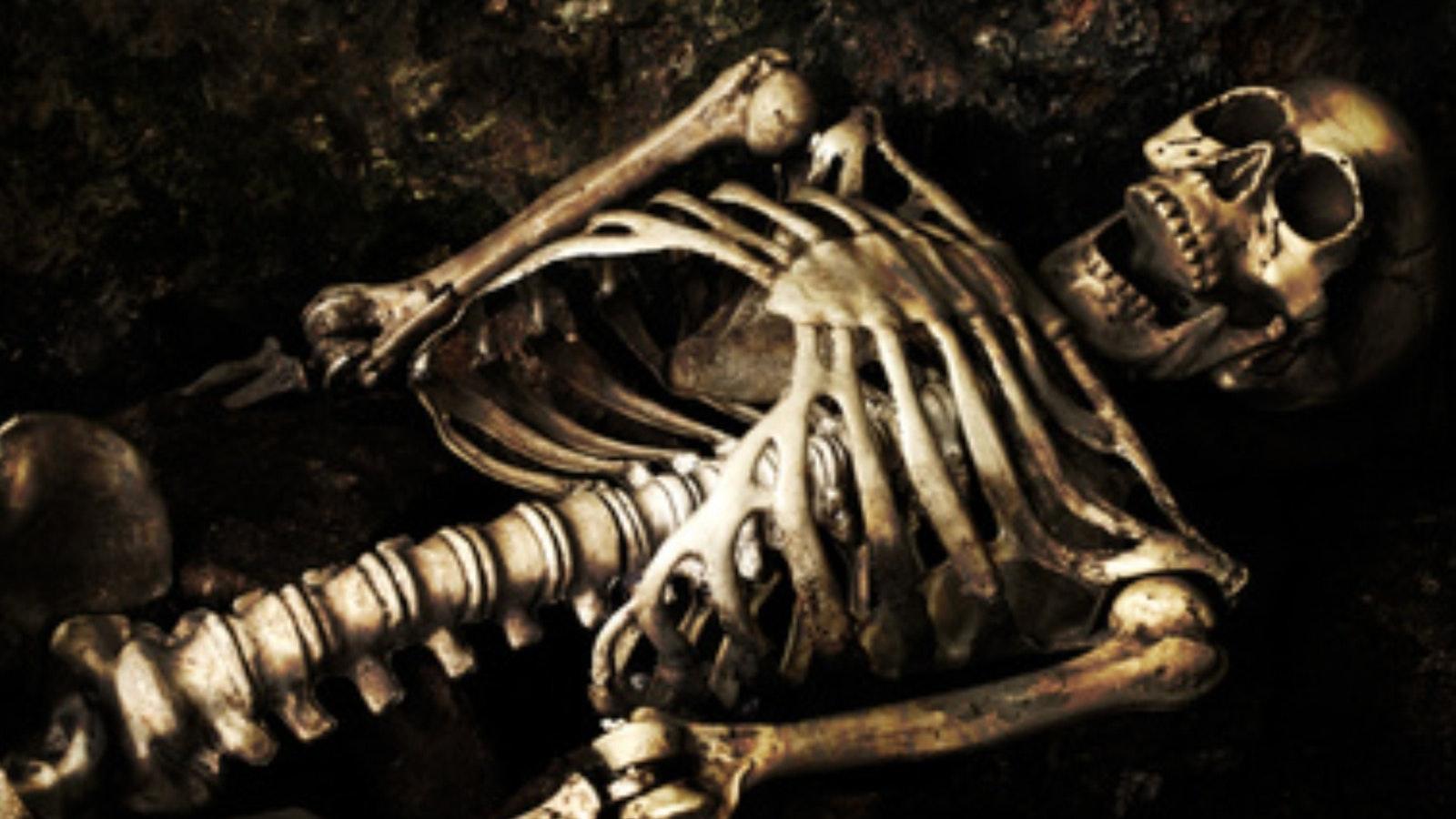 Kryal skeleton