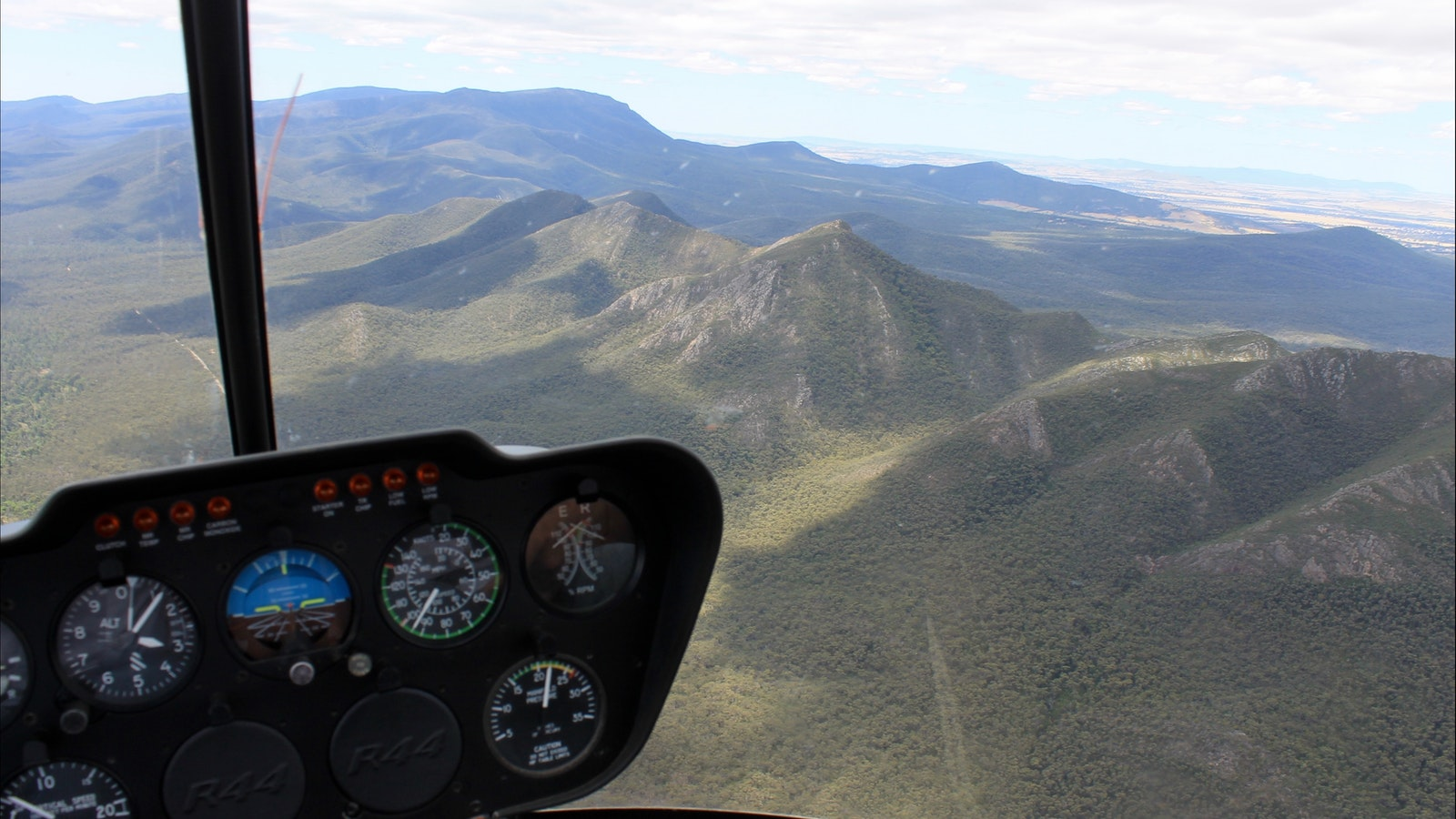 Scenic Helicopters Flights