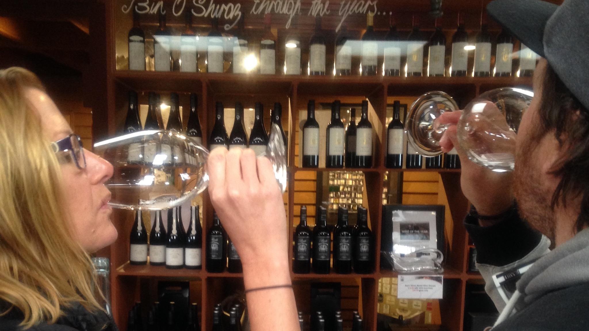 Wine tasting - Sample Wine Tour