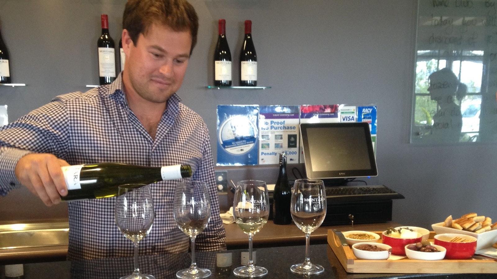 Your cellar door expert - Montara Wines