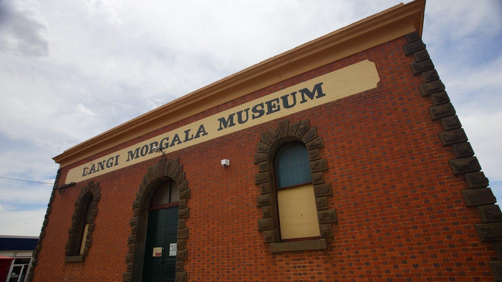 Langi Morgala Museum,Ararat