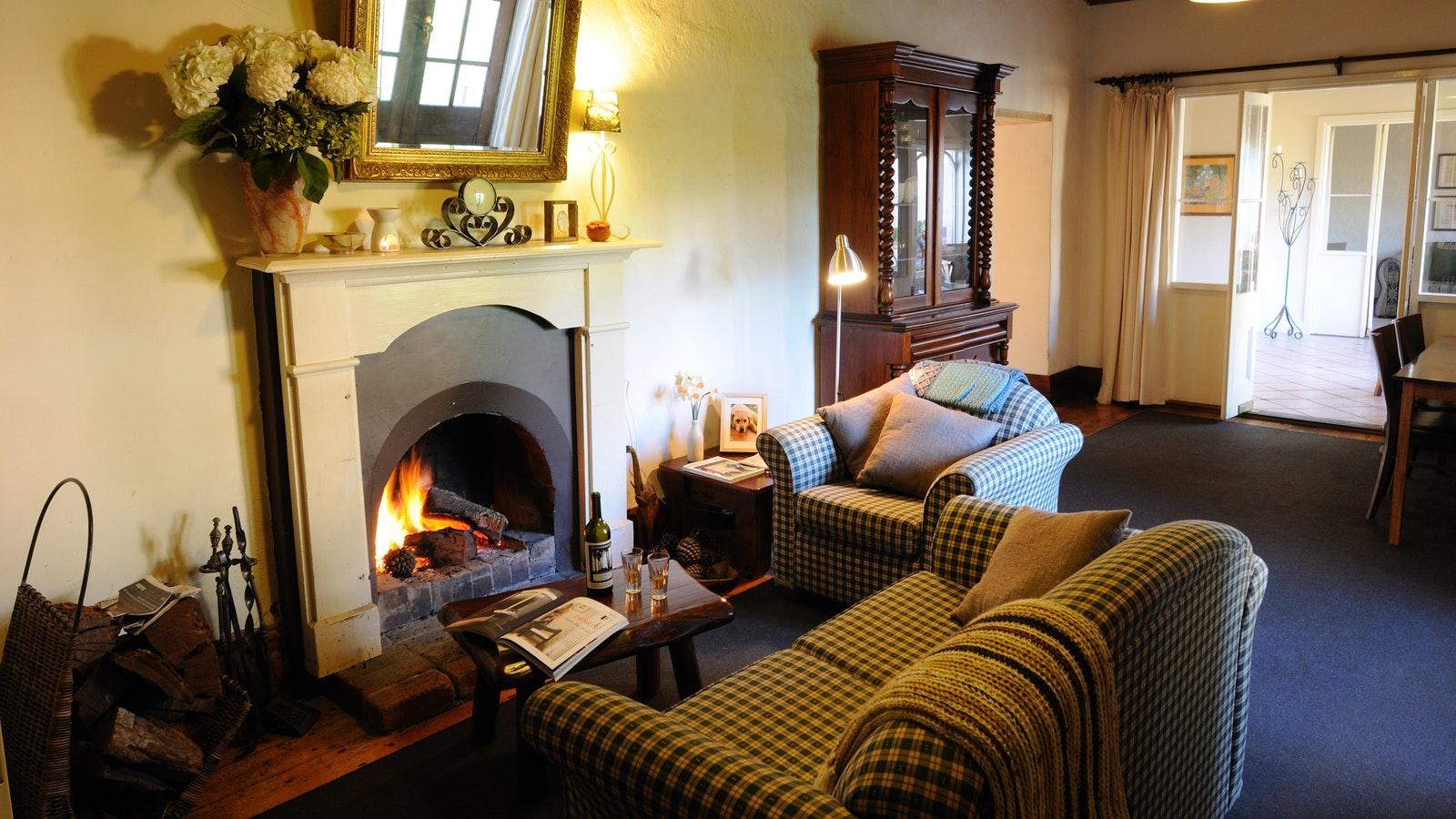 Merrijig Inn Guest Lounge
