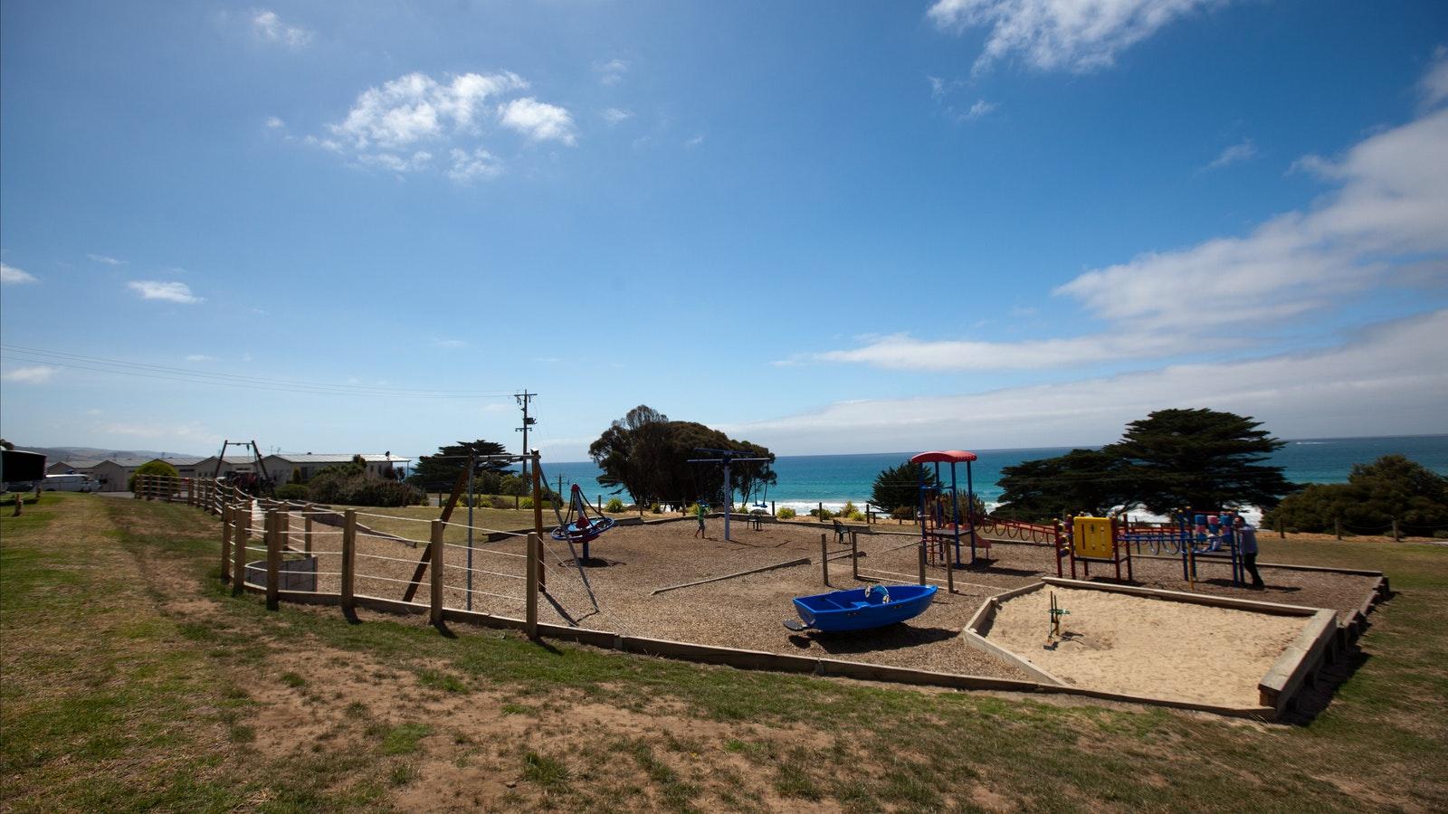 BIG4 Apollo Bay Pisces Playground