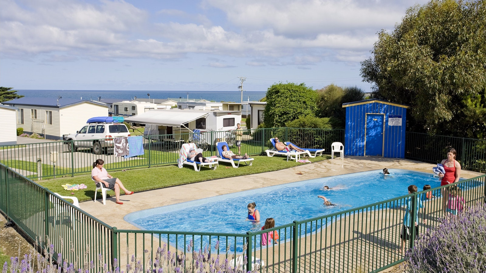 BIG4 Apollo Bay Pisces Swimming Pool