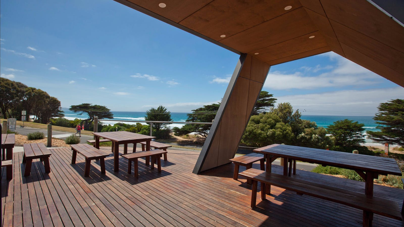 BIG4 Apollo Bay Pisces Outdoor Seating