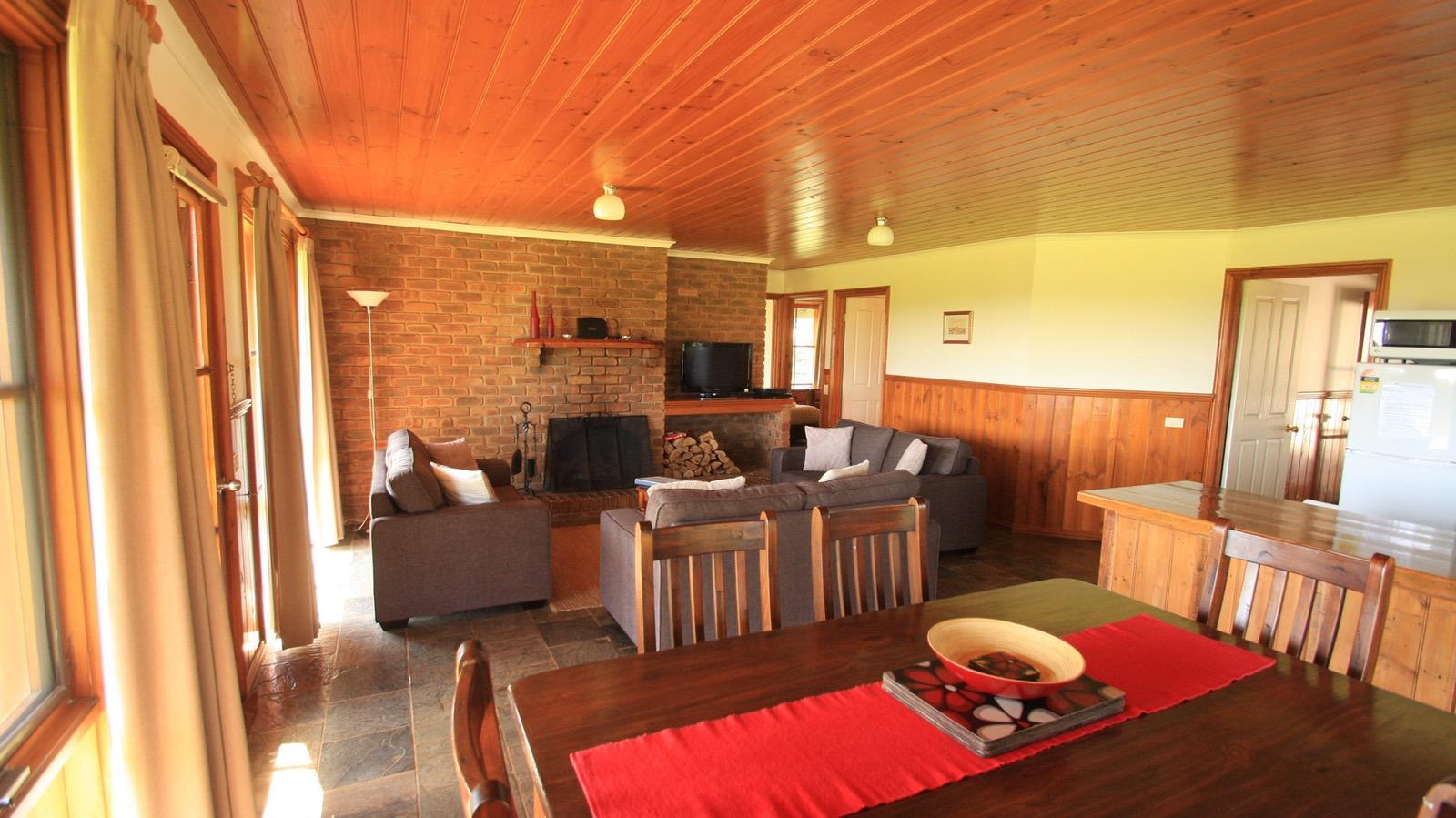 Cottages Living Area