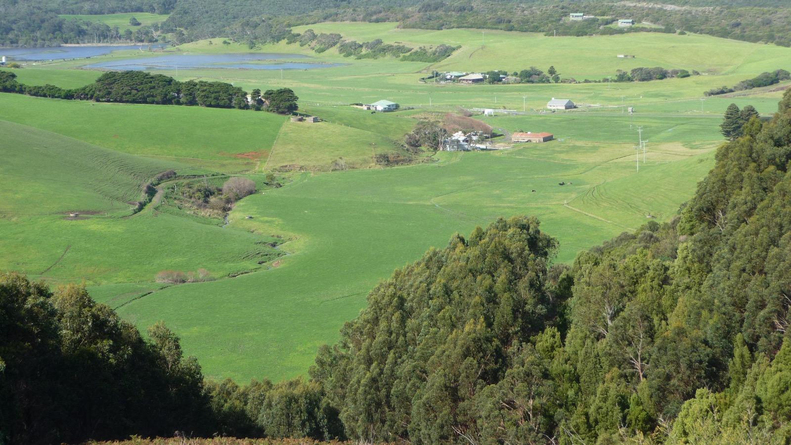 Johanna valley