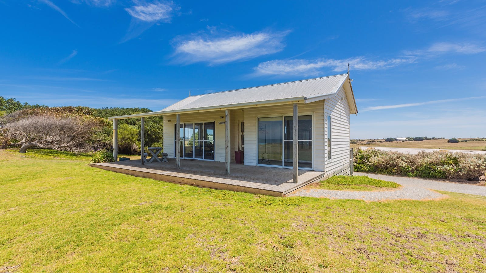 Amhurst Beachfront Cottage
