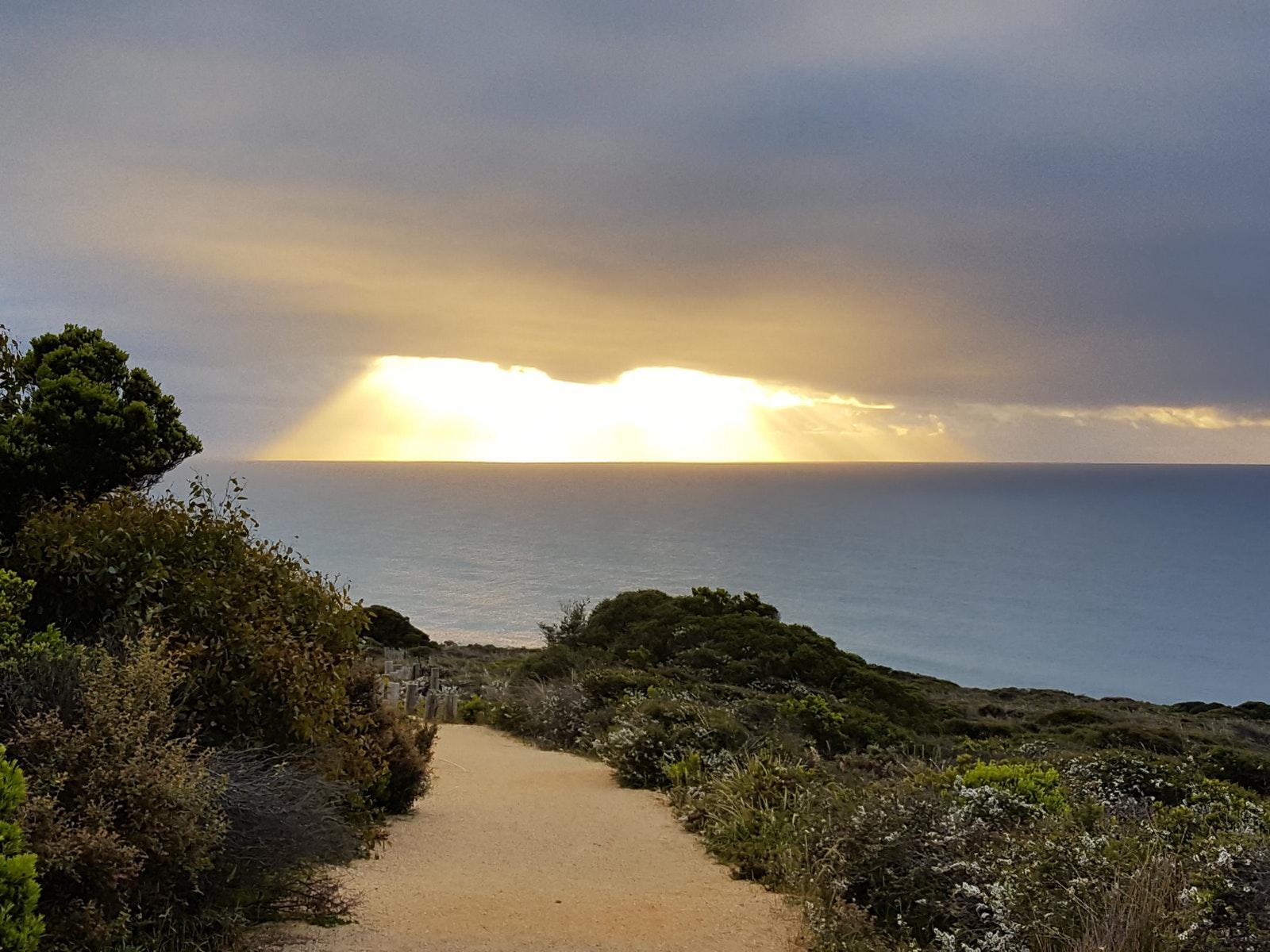 Bells Beach to Jan Juc coastal walk