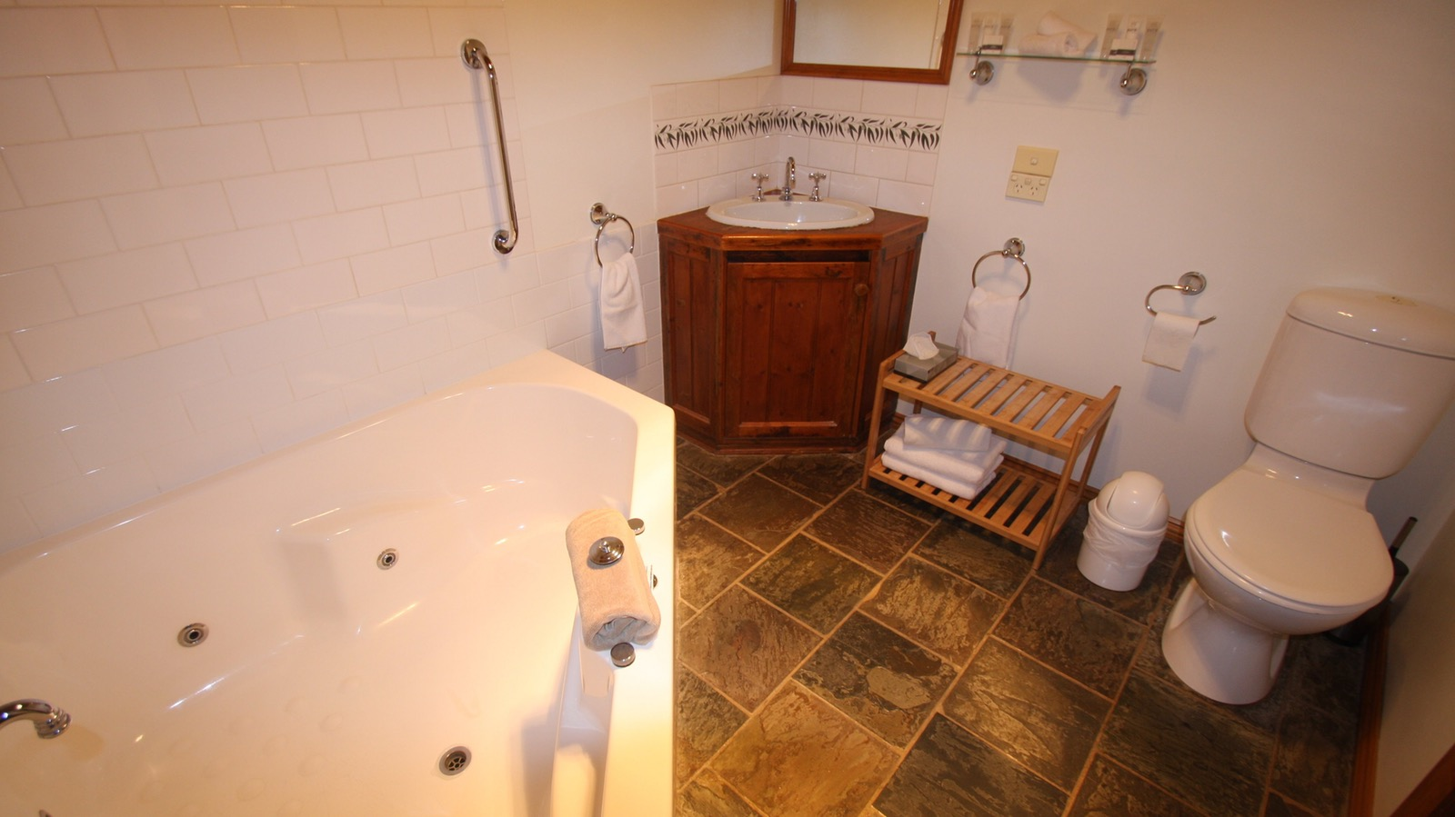 Cottages Bathroom