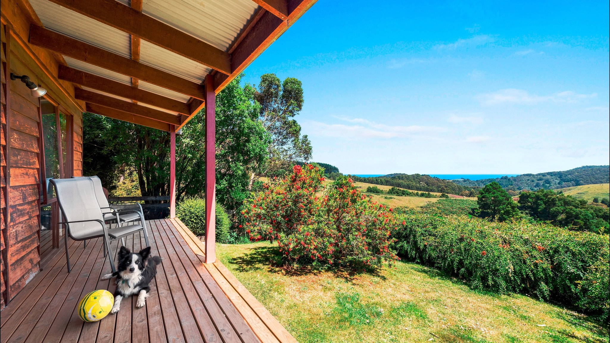 Johanna river farm and self contained cottages for Great accommodation