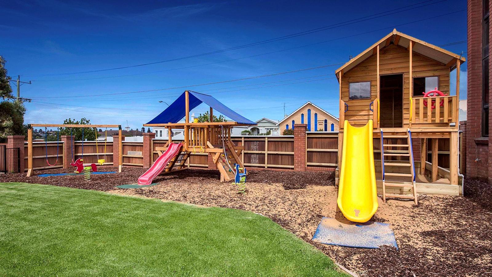 Mid City playground