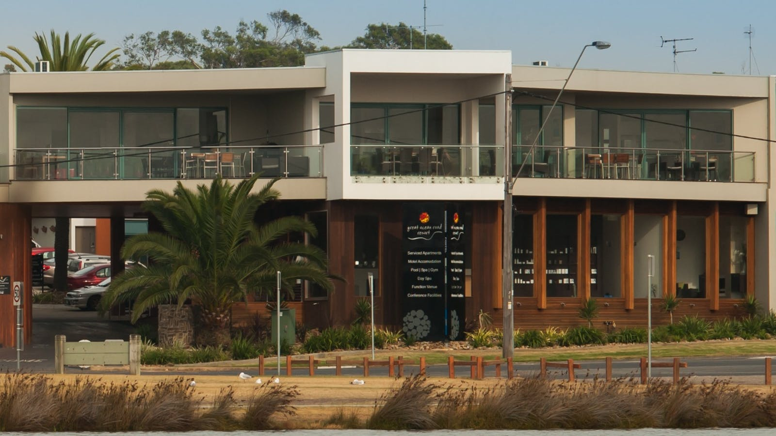 Great Ocean Road Resort Frontage