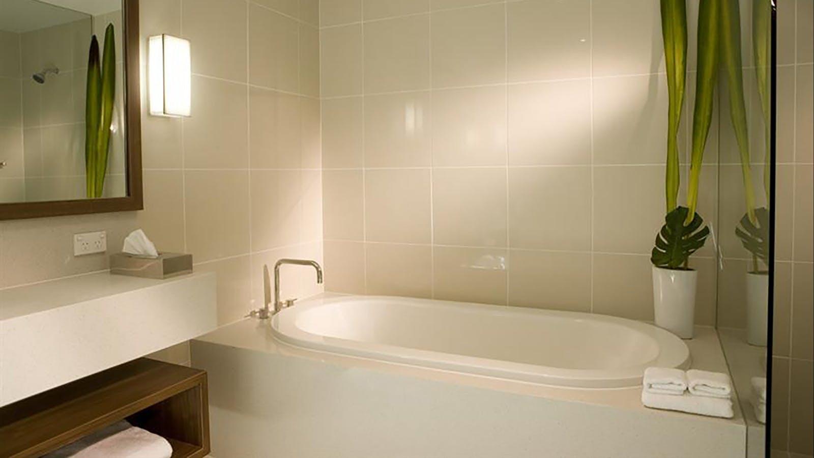 Deluxe Suite Bathroom