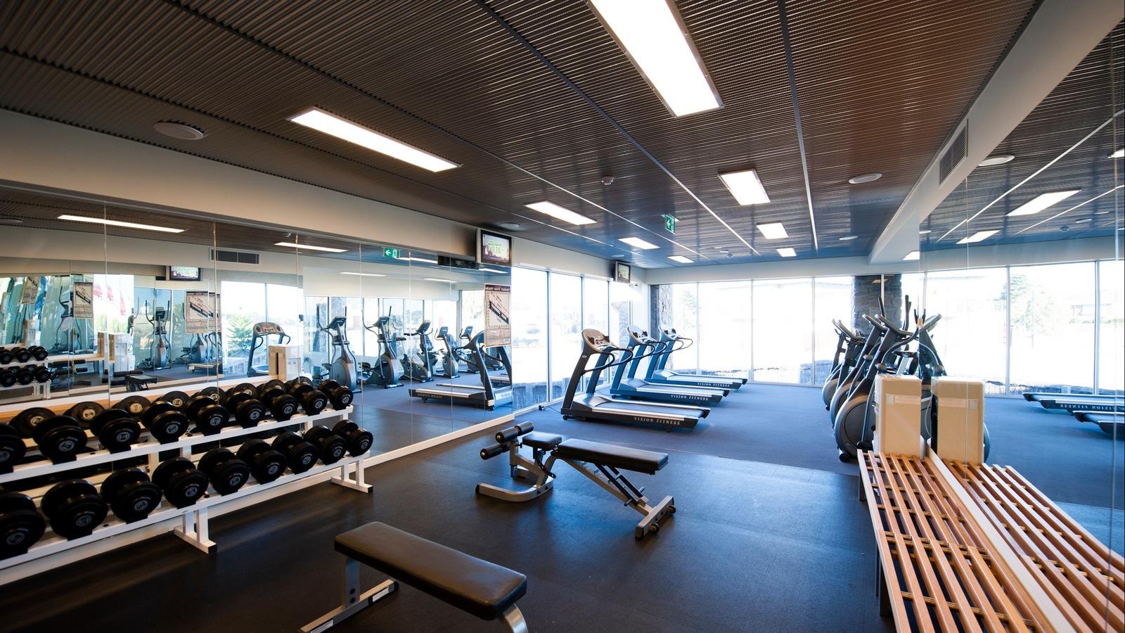Wyndham Resort Torquay fitness gym facilities