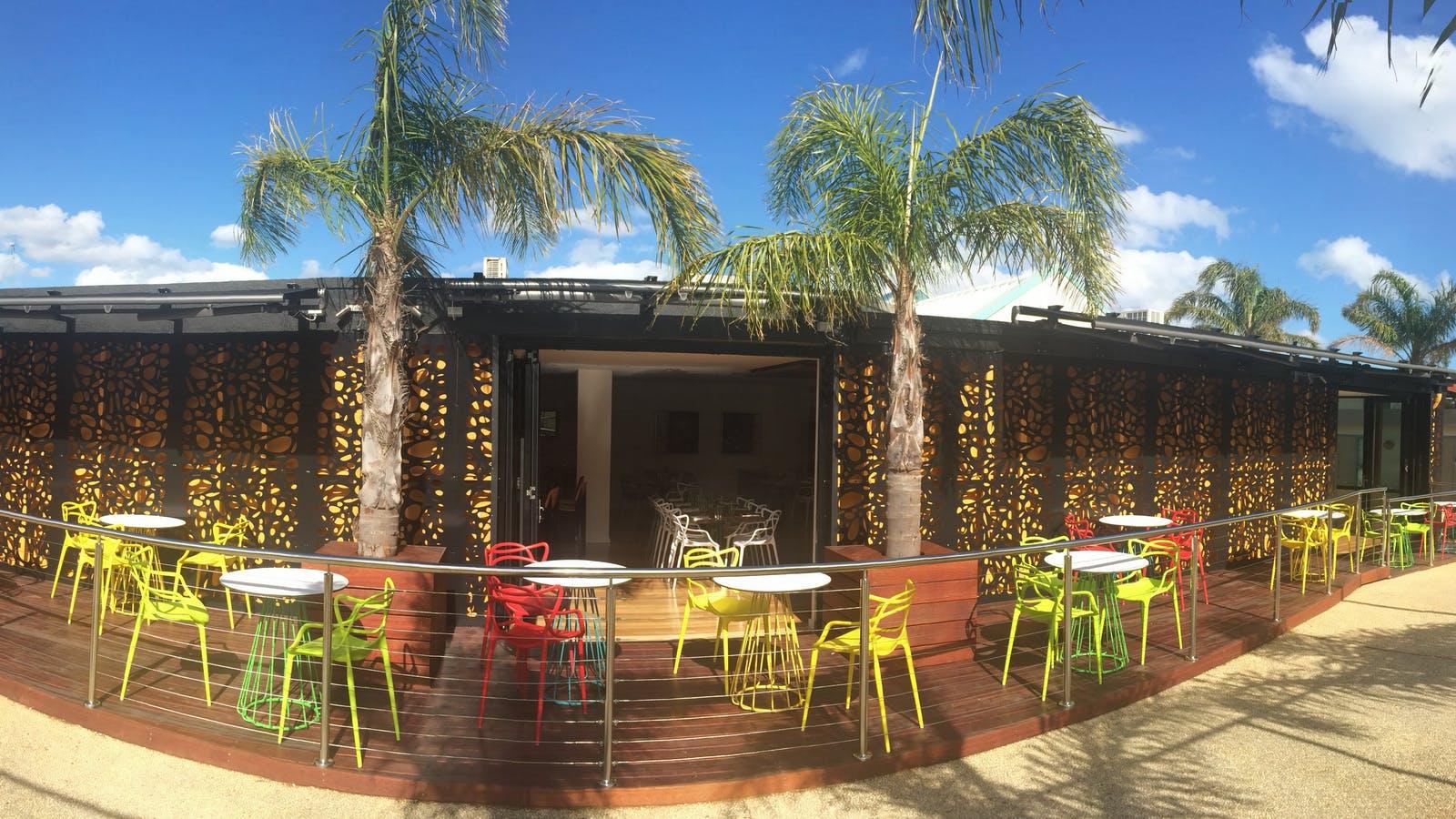 The Coast Restaurant