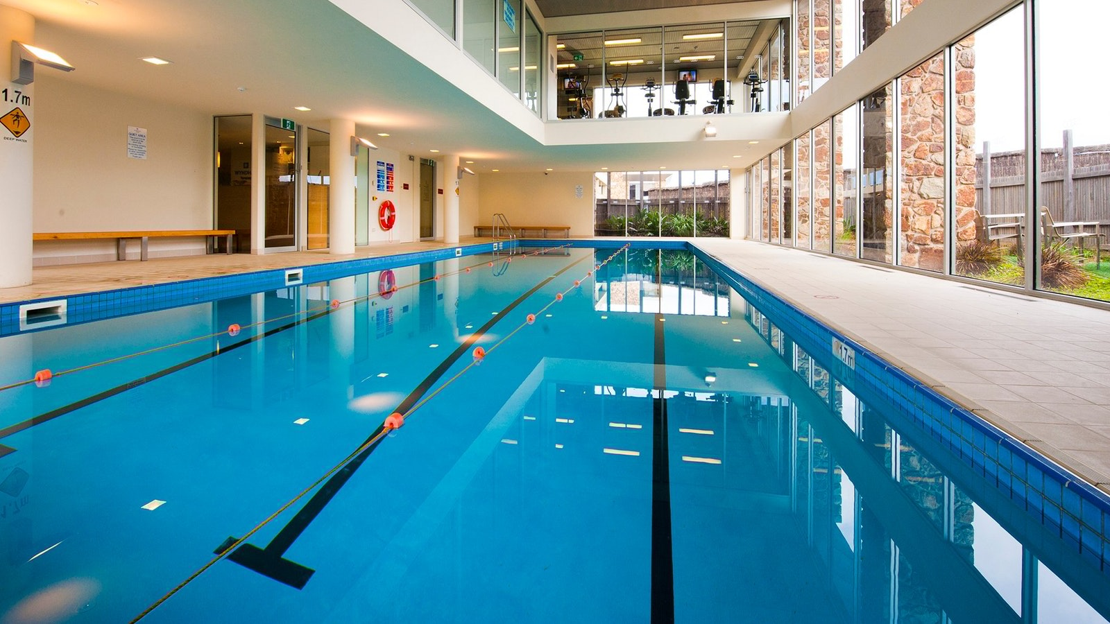 Torquay Indoor pool