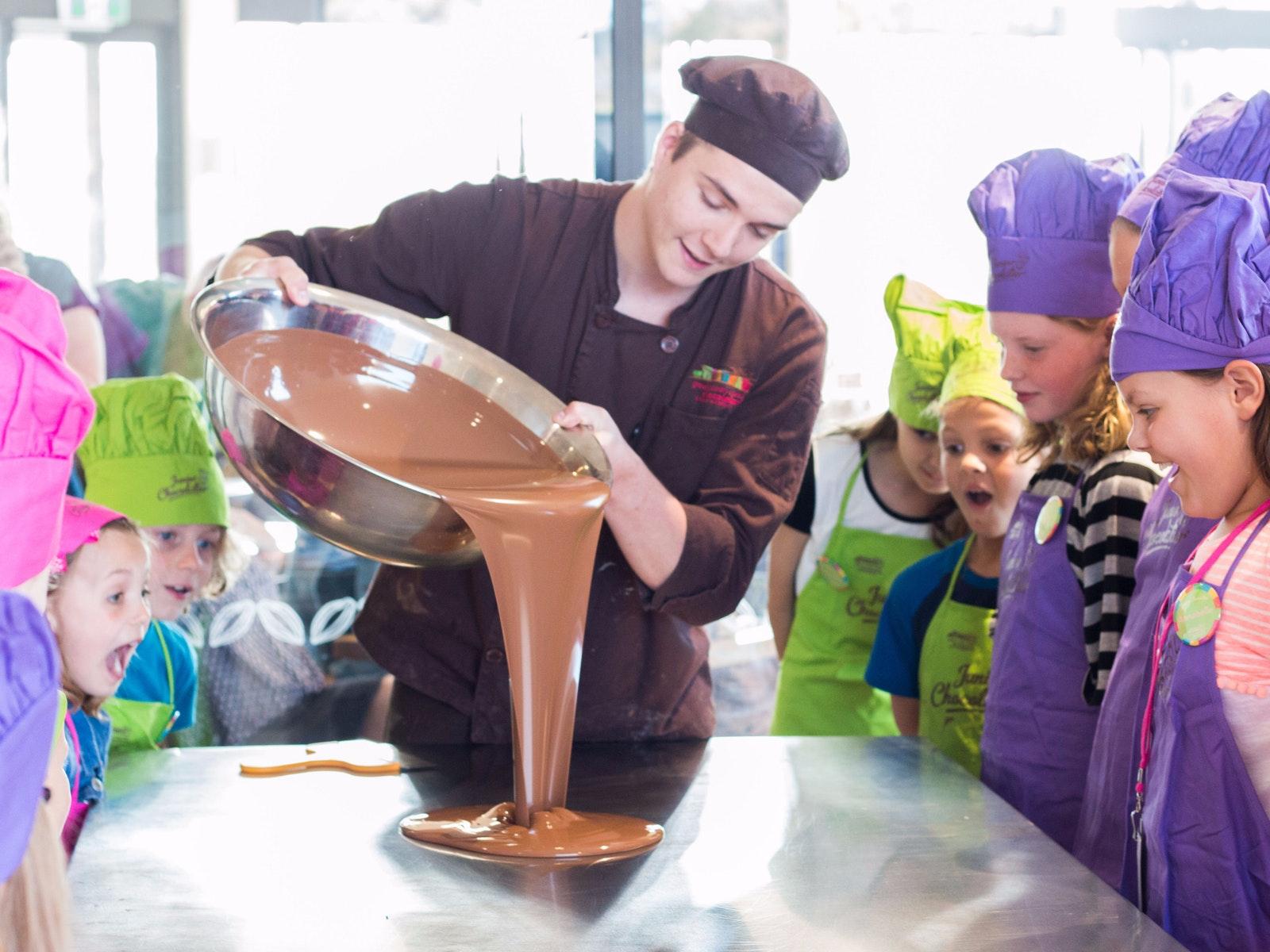 Junior Chocolatier Class