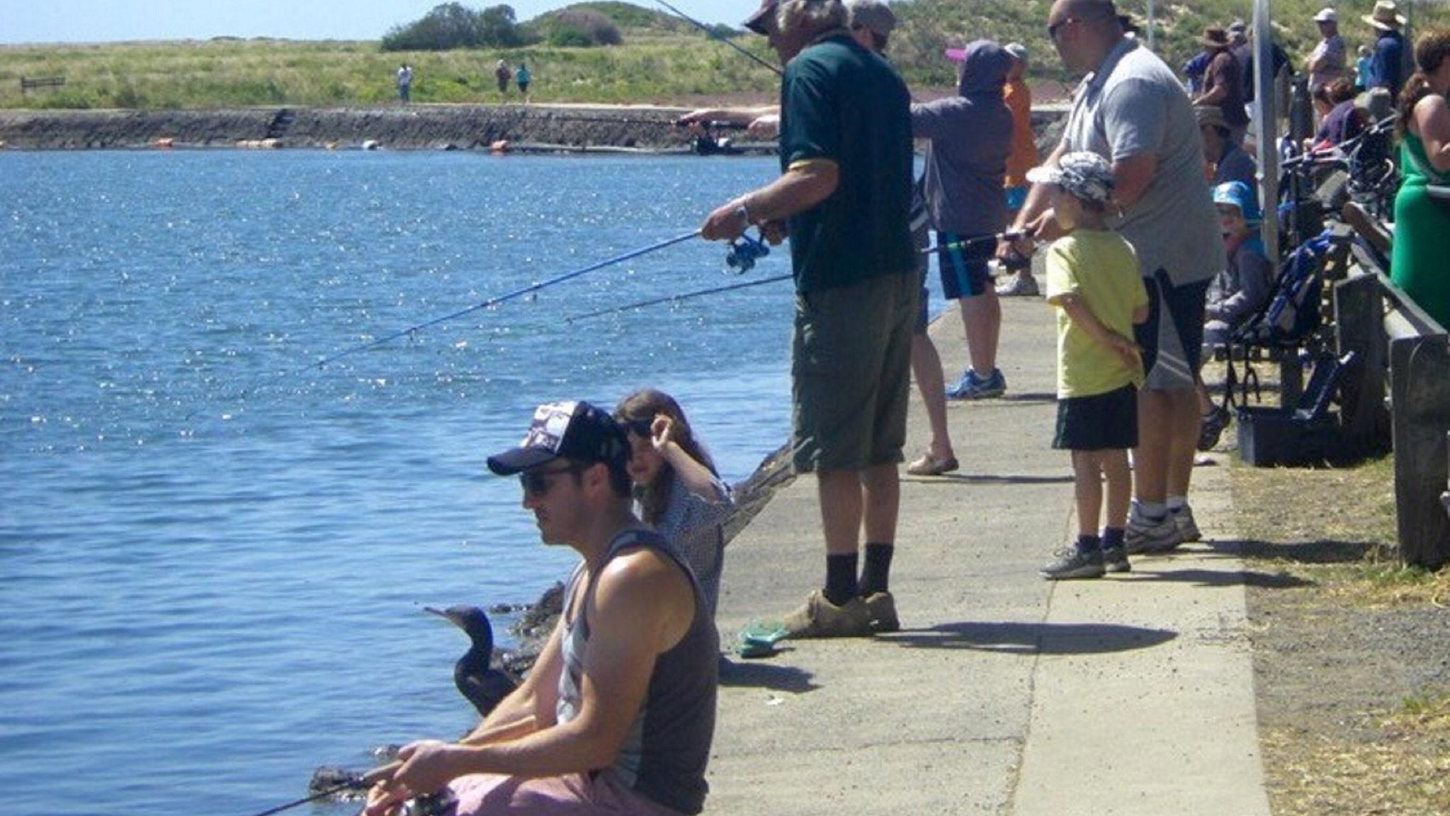 Fishing Clinic