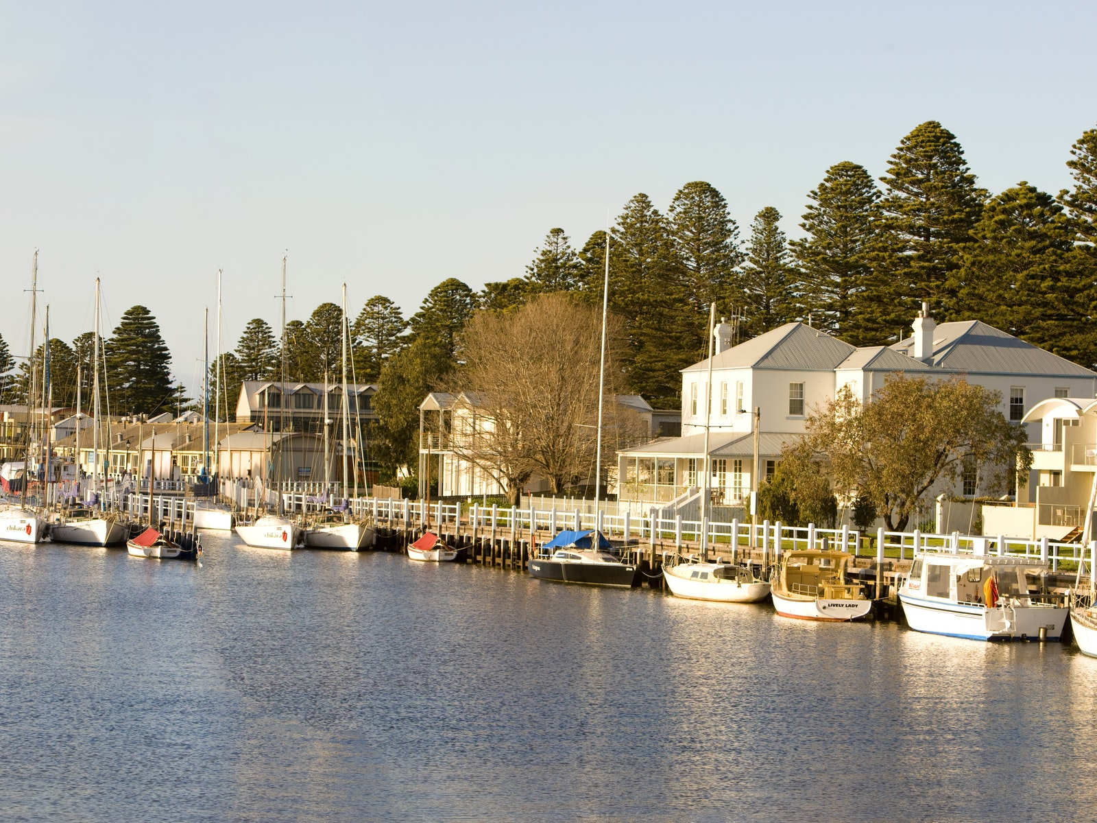 Port Fairy Wharf