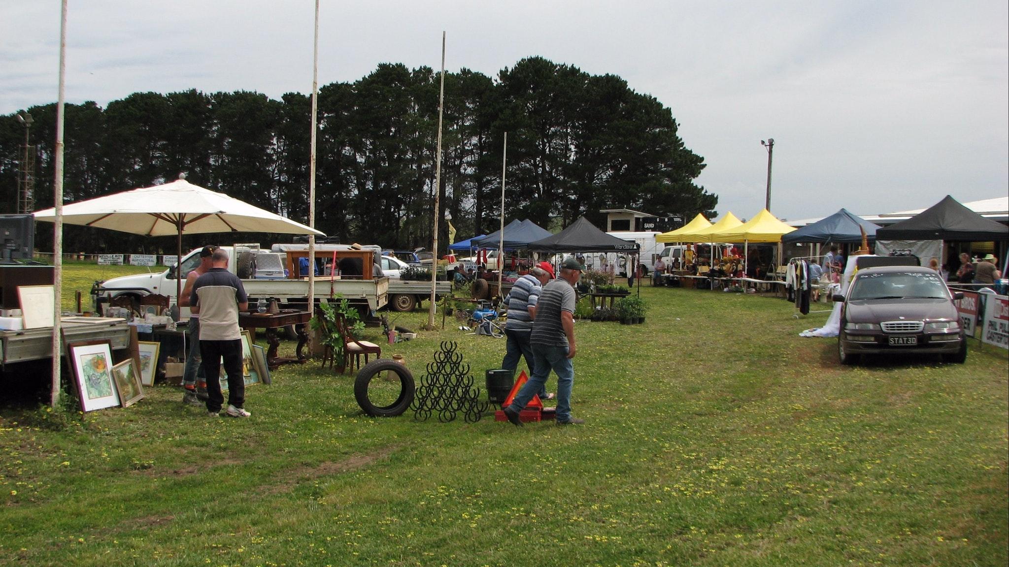Friends of the Community Market, Kerrie Lansdown