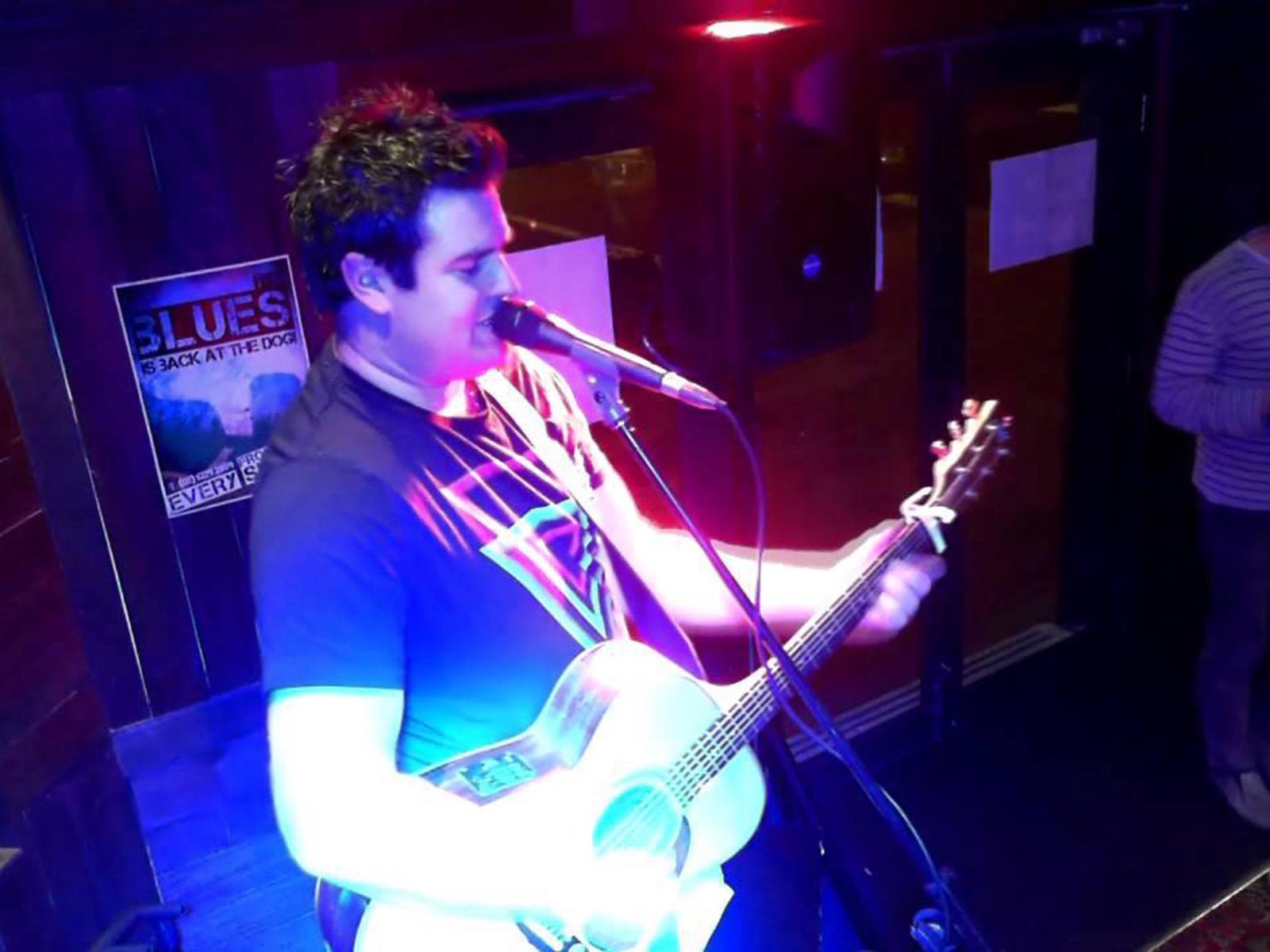 Zane Carroll - Free Live Music