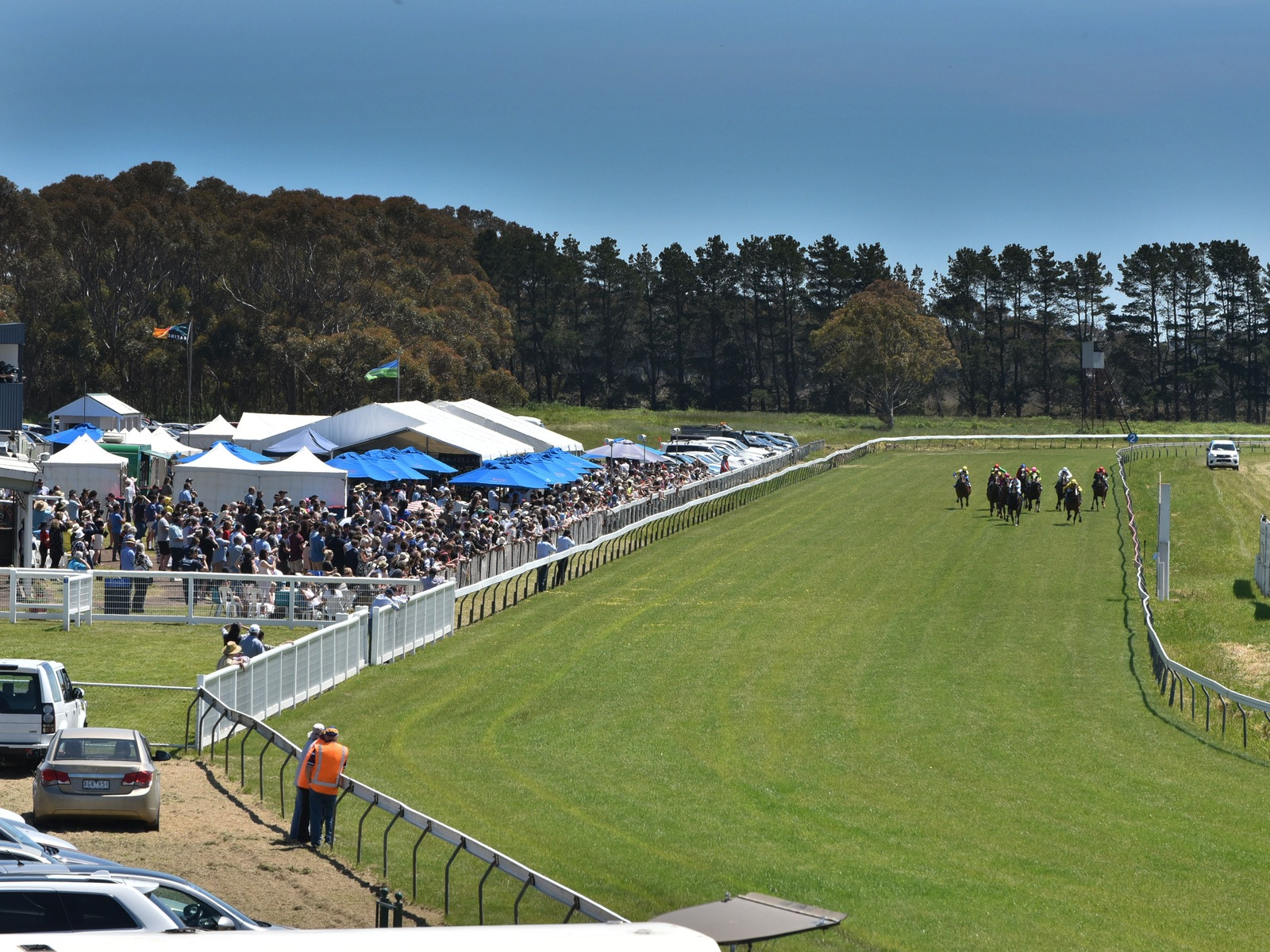 Mortlake Races