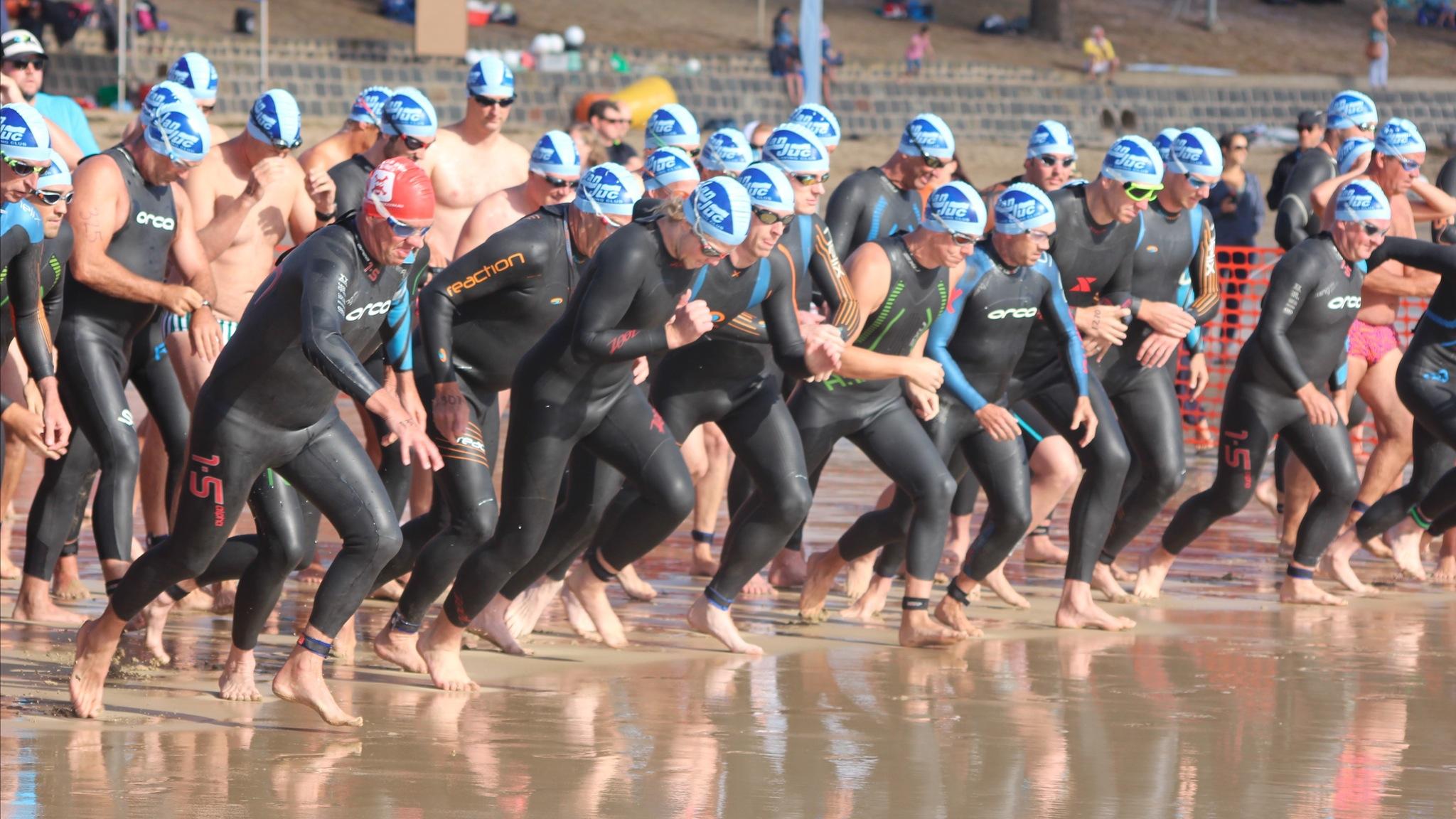 Danger Ocean Swim Series