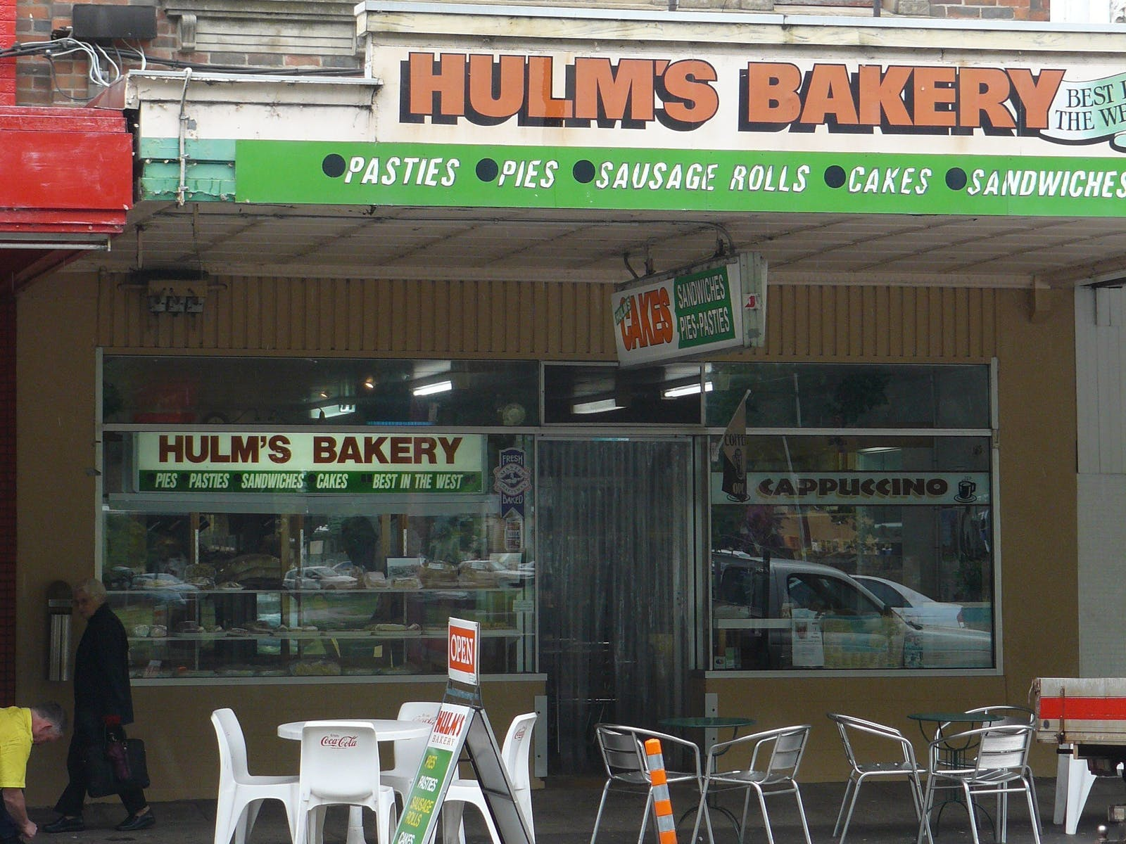 Hulm's Bakery Colac