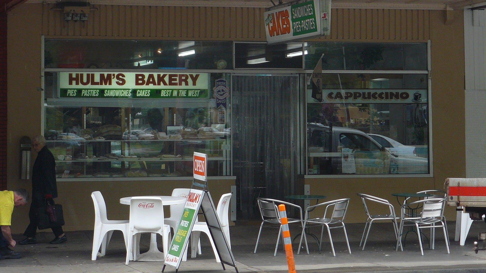 Hulm's Bakery Colac