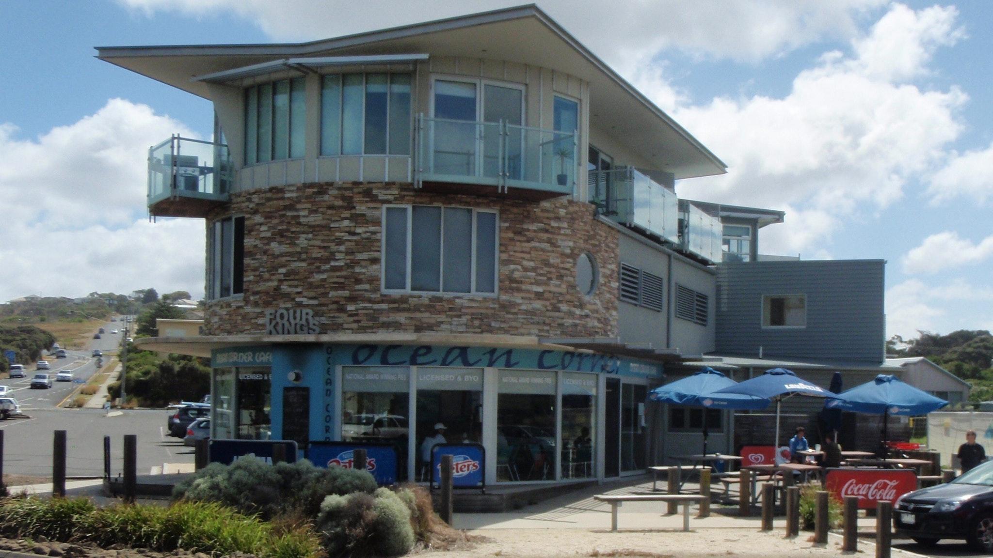 Ocean Corner Cafe