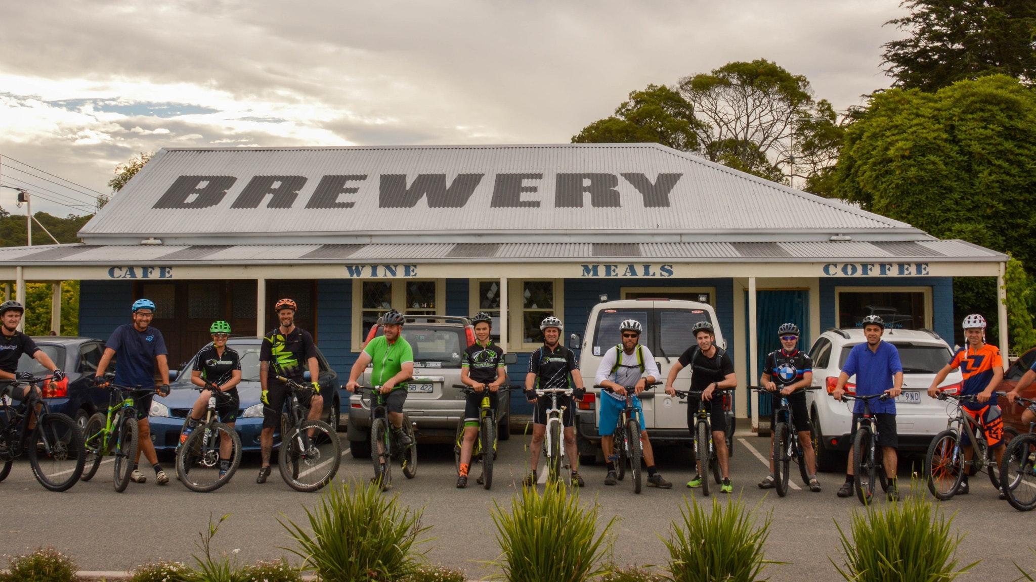 Exterior Brew-Crew