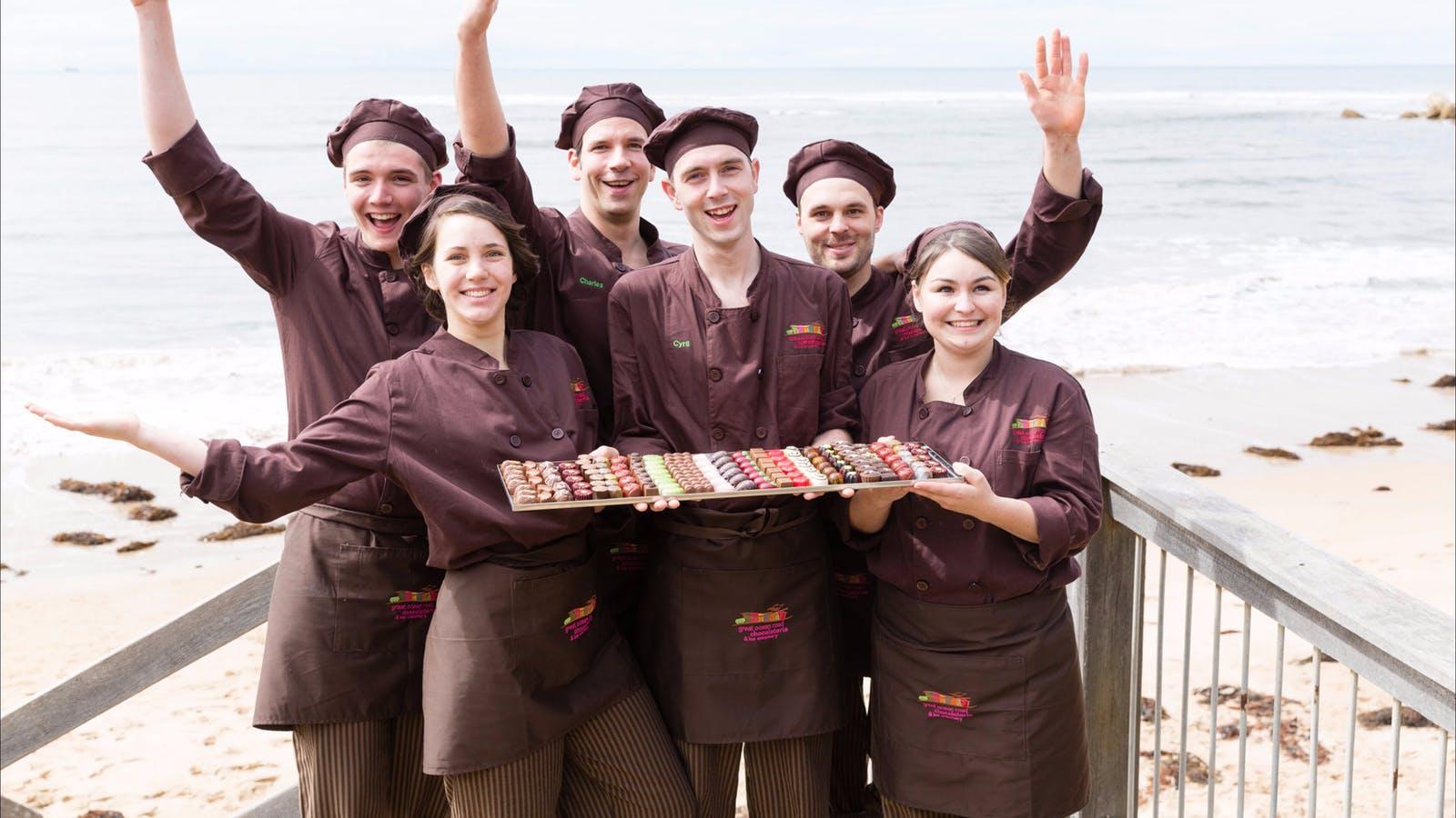 Great Ocean Road Chocolaterie & Ice Creamery