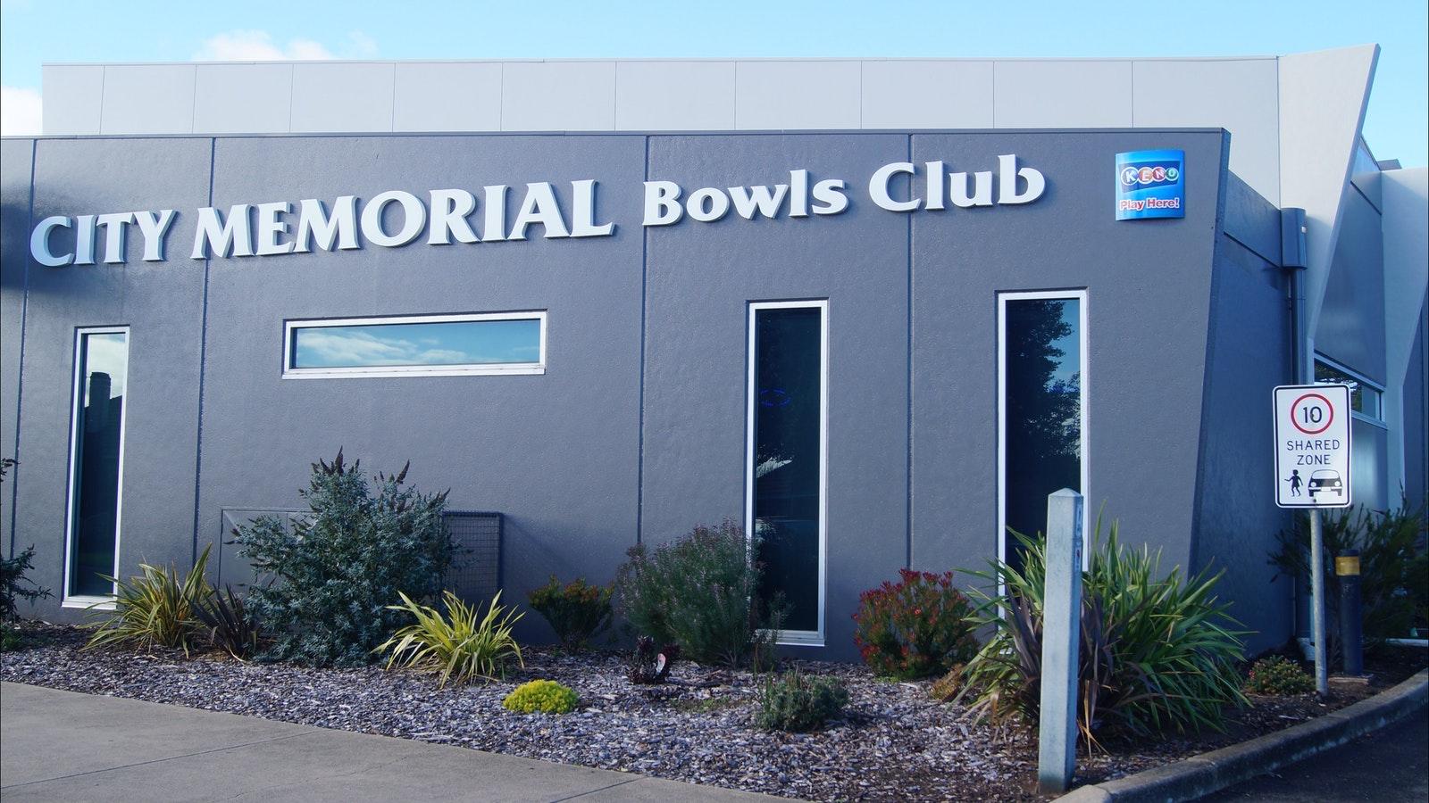City Memorial Bowls Club