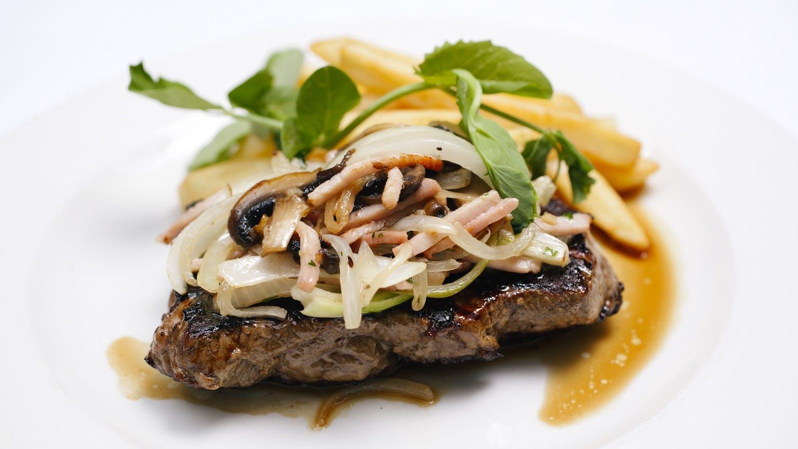 Macey's Famous Porterhouse Steak
