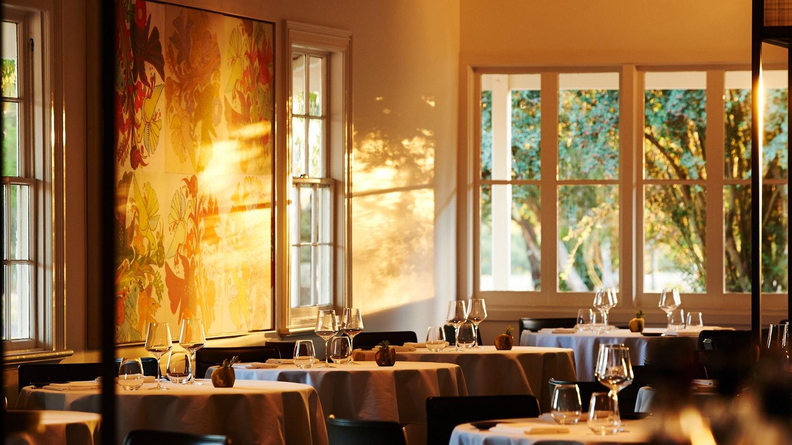 Brae dining room