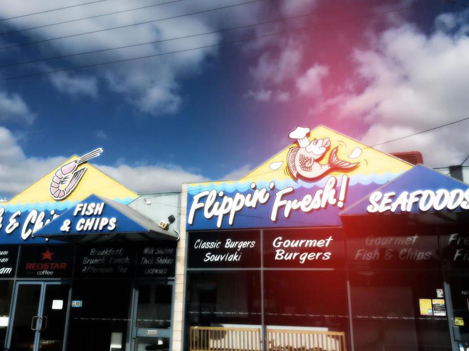 Flippin Fresh