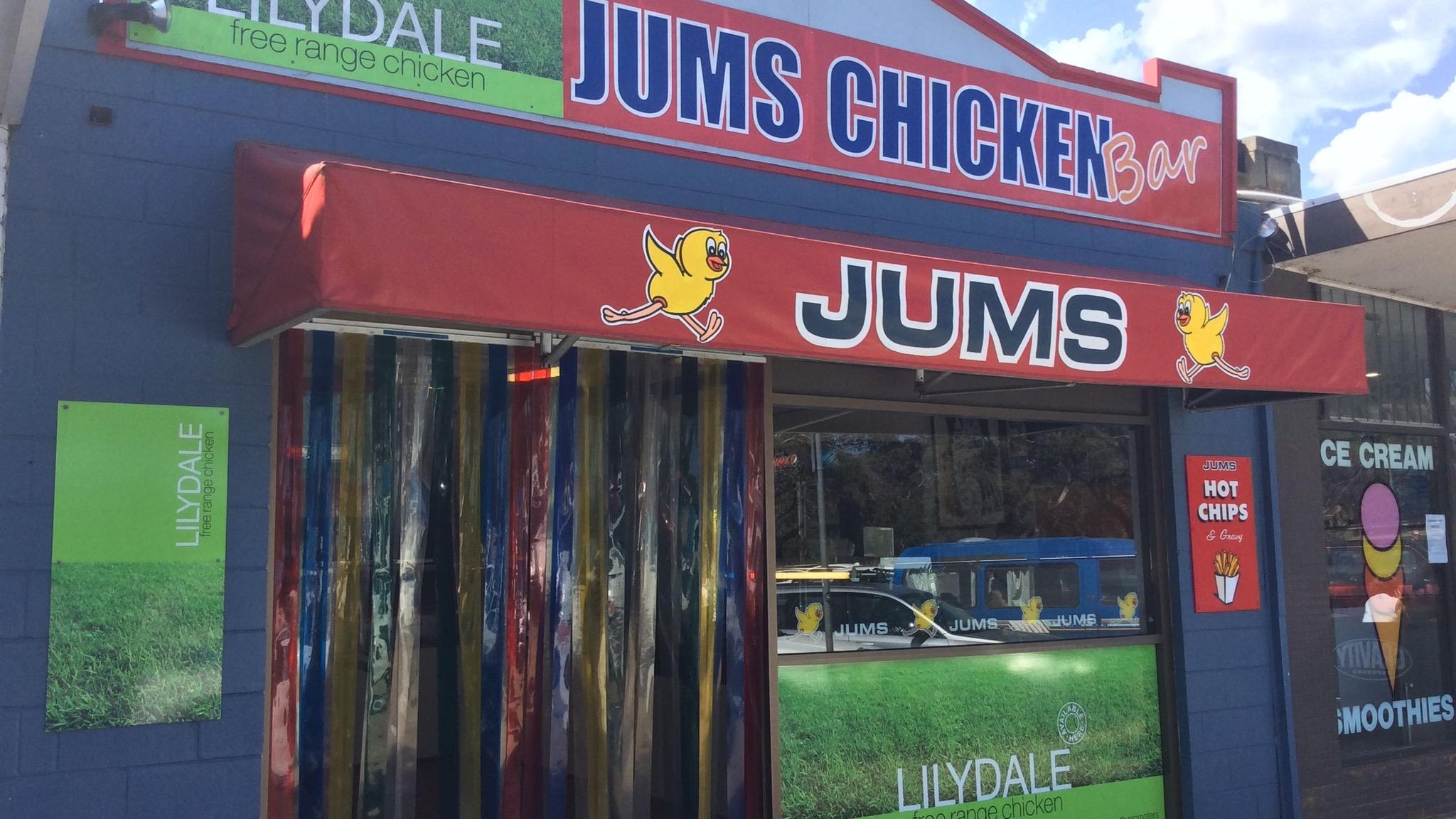 Jums Chicken Bar