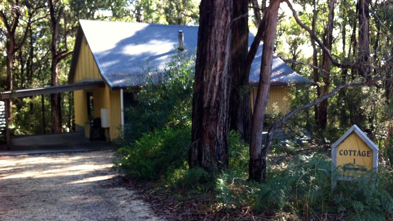 Cottage 1 - outside