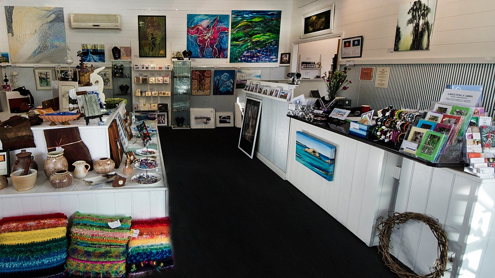 Gellibrand River Gallery inside 1