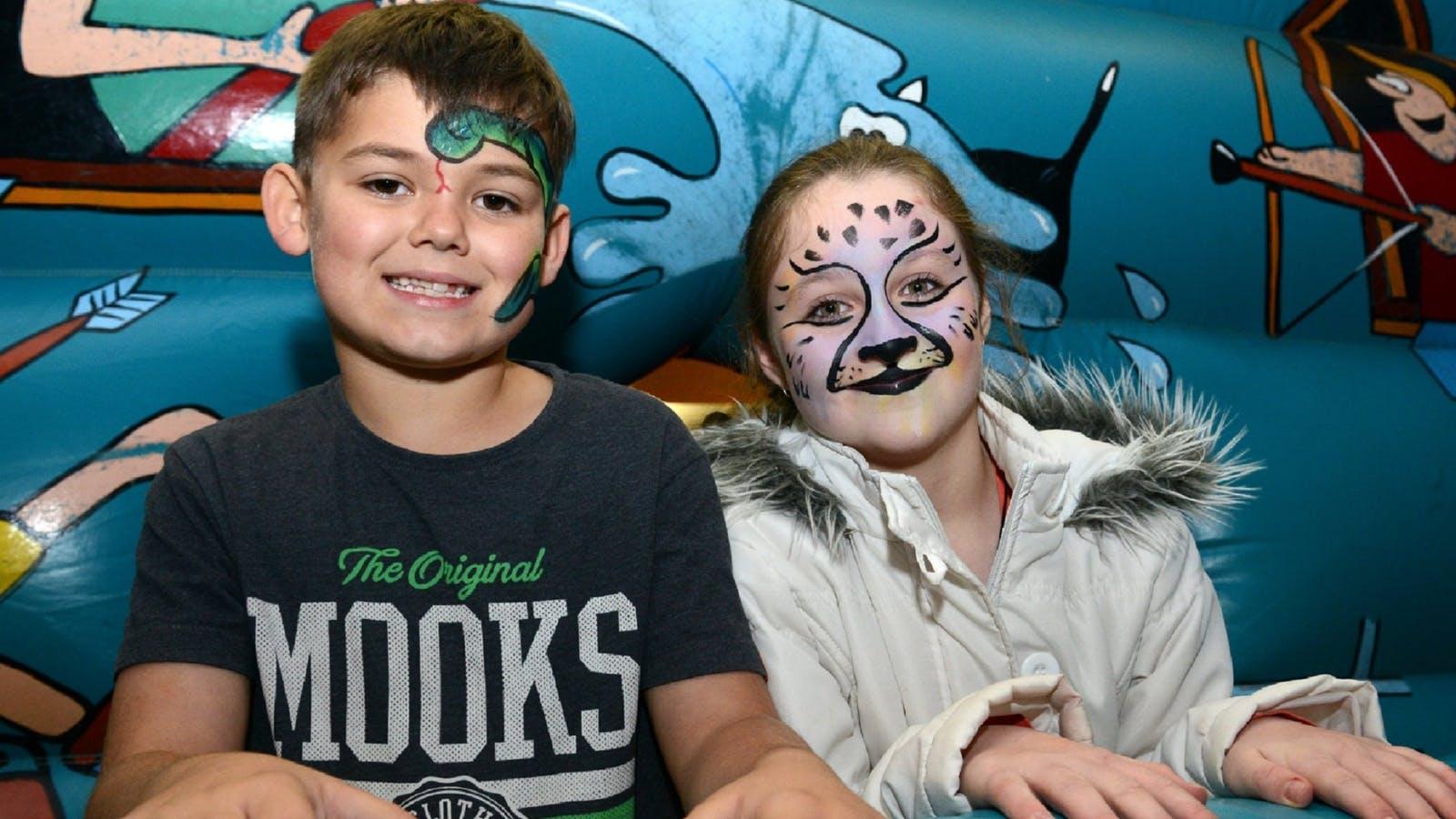 Family Fun at Warrnambool Greyhounds Seaside Festival - Dec/Jan